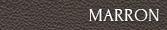 PU-Kunstleder Bezugsfarbe - MARRON