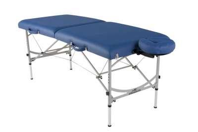 Profi- Alu-Massageliege der Spitzenklasse