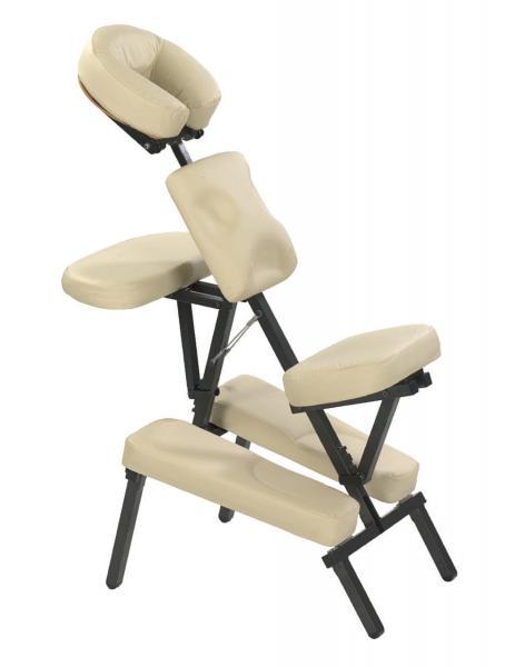 Mobiler Massagestuhl Clap Tzu  Ultralight - beige