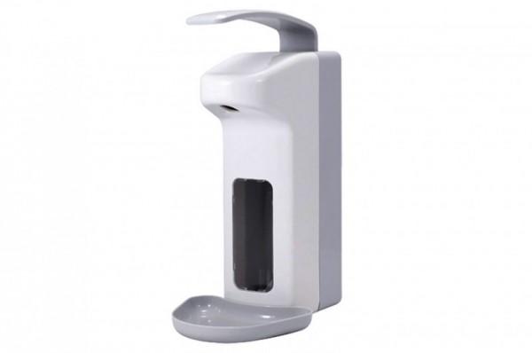 nonne® Wandspender, Seifen- u.  Desinfektionsmittelspender mit Bedienhebel