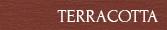 Liegen - Bezugsfarbe - terracotta