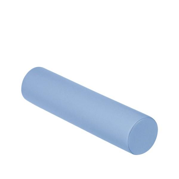 Lagerungspolster | Große Vollrolle | Beispielbild ohne Größenbezug | Farbe PISA- hellblau