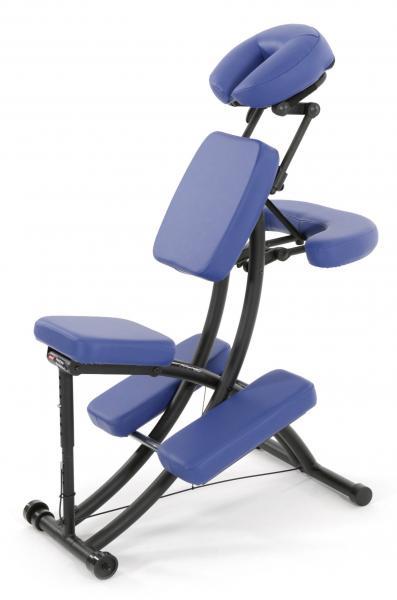 Sissel Therapy Pro oakworks - Mobiler klappbarer  Massagestuhl